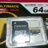 Xperia Z3 compact用のmicroSDカードを購入
