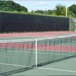 テニスのシングルスでバックハンドスライスの短いストレートが有効