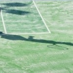 娘の高校女子硬式テニスのデビュー戦(シングルス戦) 観戦記