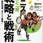 テニス丸ごと一冊戦略と戦術3、戦術と戦略を活かす技術満載!モチベーション上がった!
