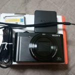 SONYデジカメ DSC-WX500の購入とレビュー