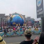 ミニオン・ウォーター・サプライズ・パレードの体験記