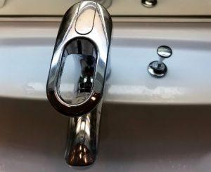 レバー式水道
