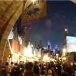ホグワーツ・マジカル・ナイト ~ウインター・マジック、ハリーポッターエリアの入場制限が発動!