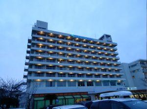 白浜シーサイドホテル