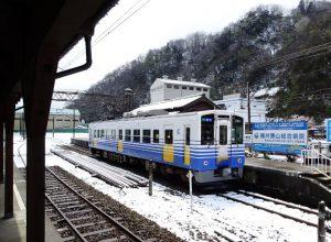 えちぜん鉄道_勝山駅