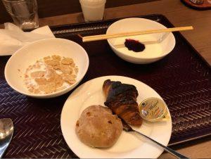 _朝食バイキング_福井市マンテンホテル