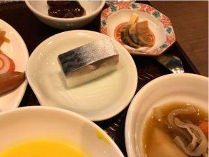 鯖寿司_朝食バイキング_福井市マンテンホテル