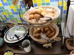 パン_朝食バイキング_福井市マンテンホテル