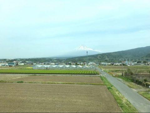新幹線富士山