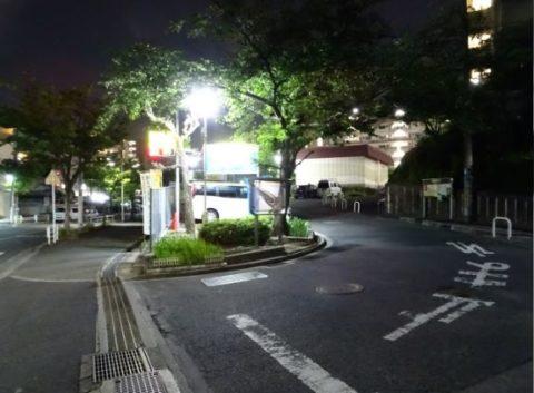 吹田市ヒメボタル駐車場