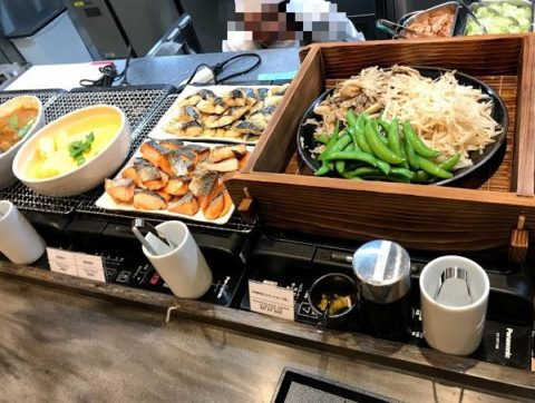 ドーミーイン福井_朝食バイキング