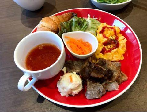ホテルウィングインターナショナル東京赤羽_朝食バイキング