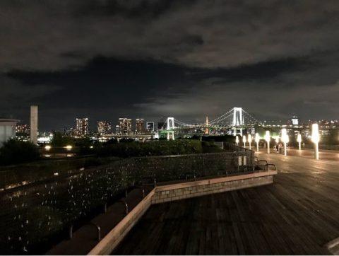 お台場_東京タワー