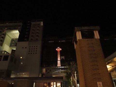 夜の京都液