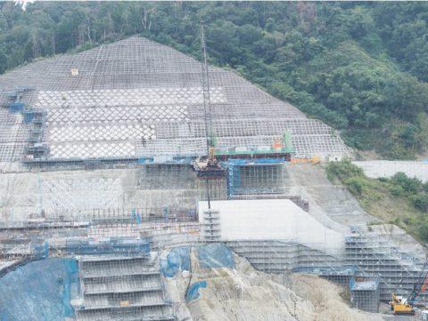 ED 12-45mm+安威川ダム