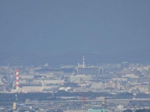ほしだ園地_展望台_京都タワー