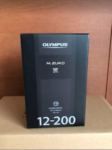 ED 12-200mm+箱