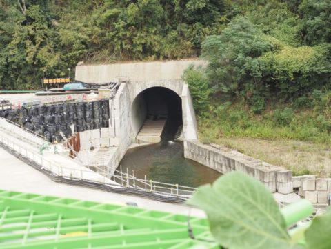 安威川ダム_安威川