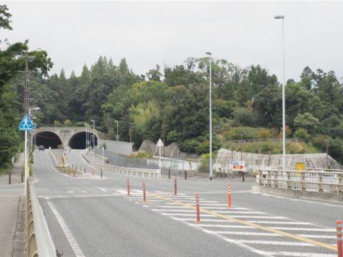 大門寺トンネル